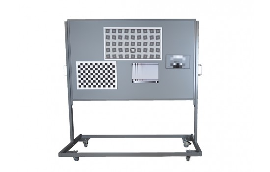 IQL Modular Test Chart Mounting System (Single Panel)