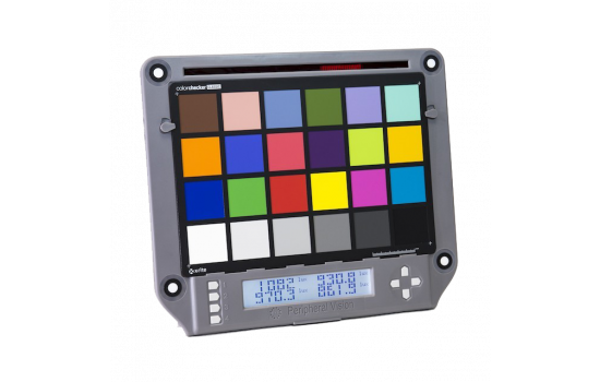 Isolight with ColorChecker