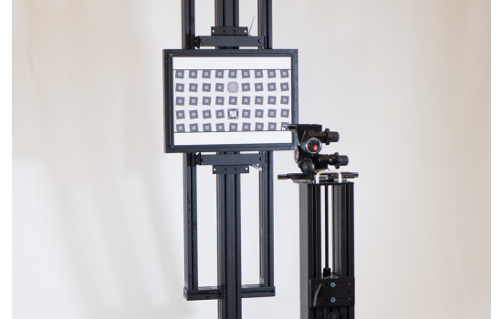 Imatest Modular Test Stand with Light Panel