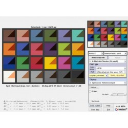 Color Correction Matrix Generation Service