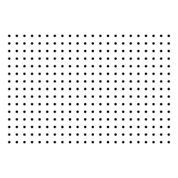 Dot Pattern Test Chart