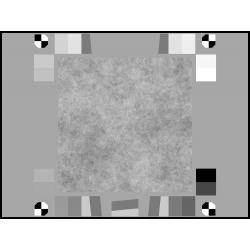 Random Pattern (Noise) Test Chart