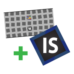Imatest Image Sensor with 24x40 SFRplus Chart