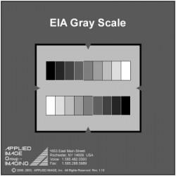 EIA halftone gray scale ST-51