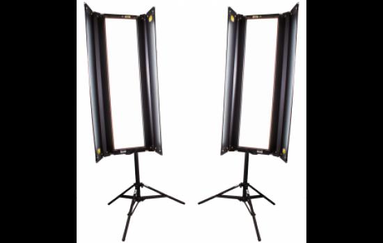 Kino Flo LED DMX Lighting System