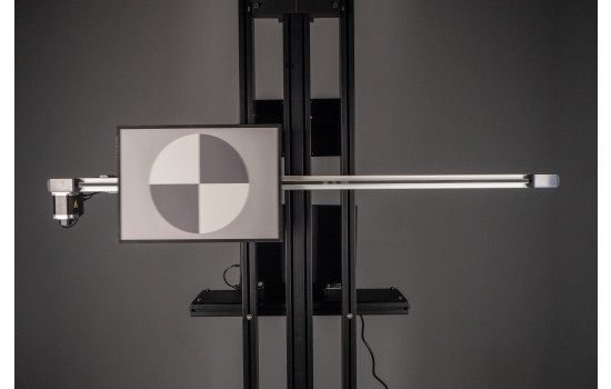 MTS Linear Motion Blur Test Module