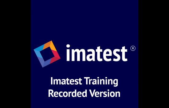 Imatest Training