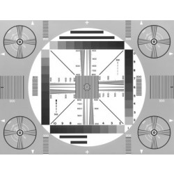 EIA-1956 Resolution Video Test Chart QA-70