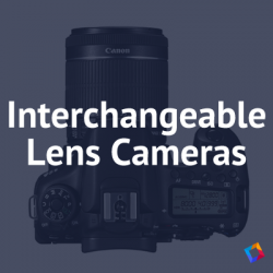 Interchangeable Lens Camera Image Quality Test Package
